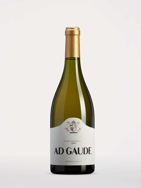 Botella de Ad Gaude