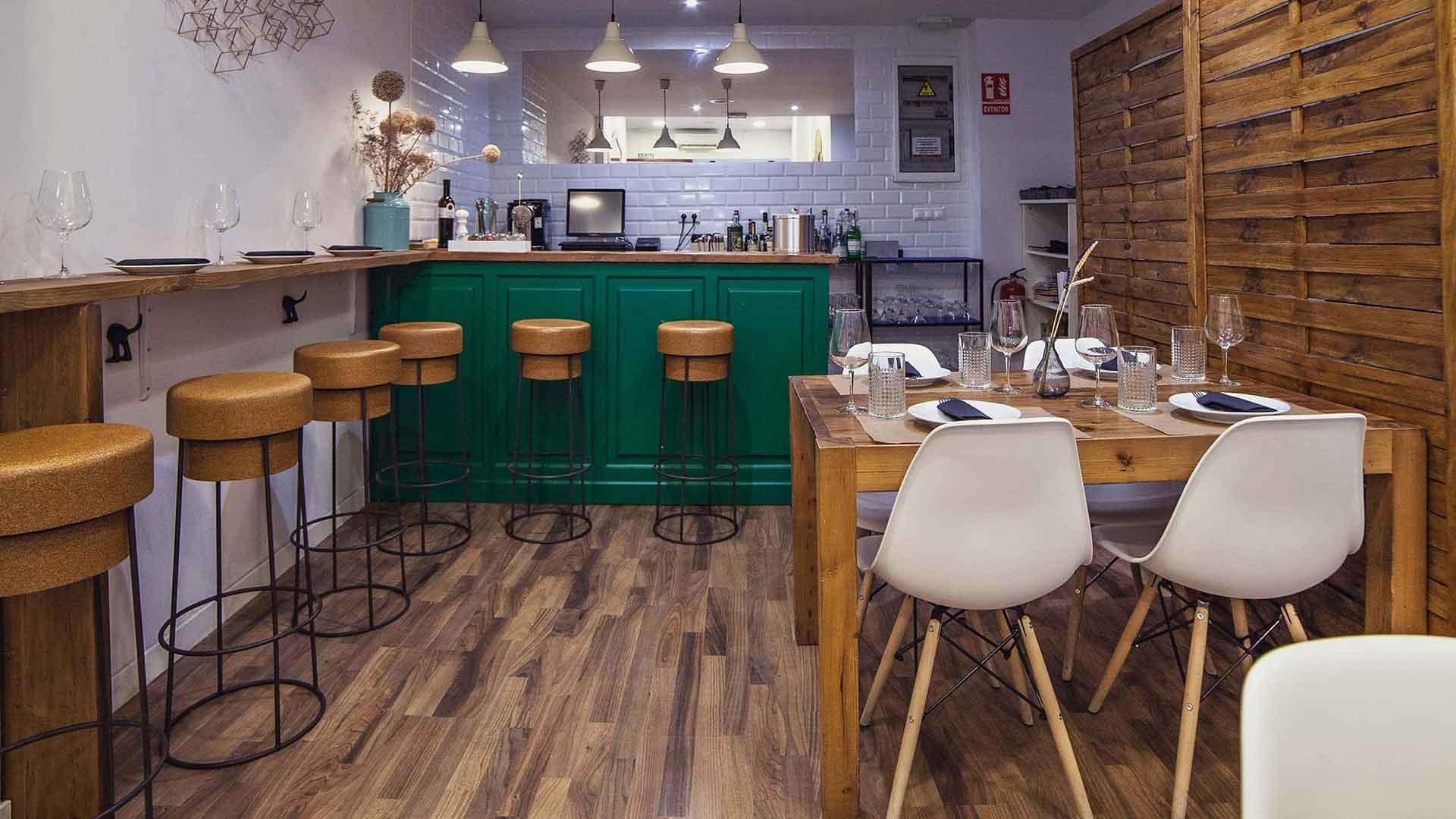 Salón restaurante El Galgo